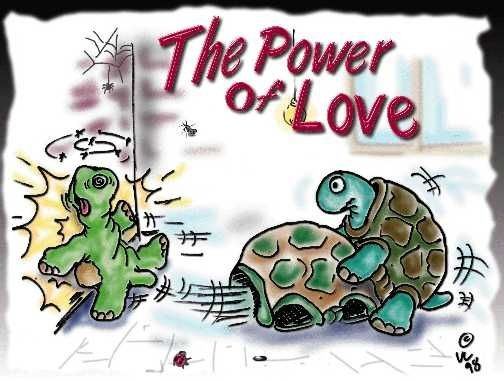 witzige Comic Gästebuch Bilder - 004-the_power_of_love.jpg - GB Pics