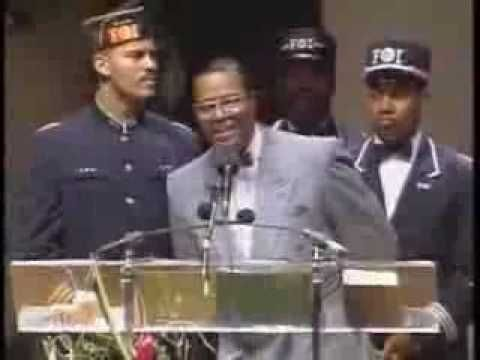 Louis Farrakhan exposes the Federal Reserve and International bankers - YouTube