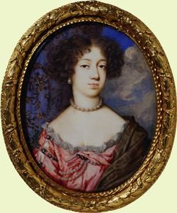Queen Catherine of Braganza, wife of Charles II