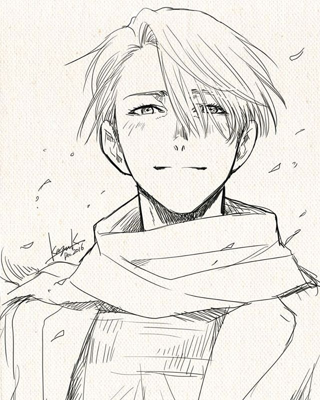VICTOR NIKIFOROV >> If you say his full first name like 'Victorovitch' it's even better :D