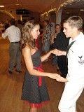 Swing Dance Instruction at Gulfport Casino Ballroom in Tampa Bay Florida