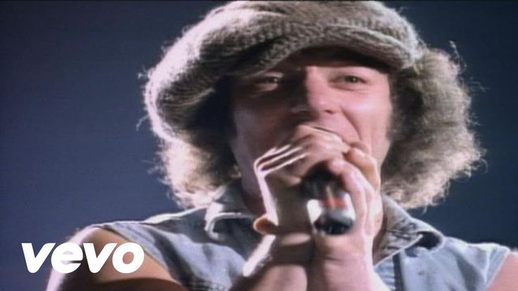 AC/DC - Who Made Who, Phil needs to know 40-30 years later . So watch your backs…