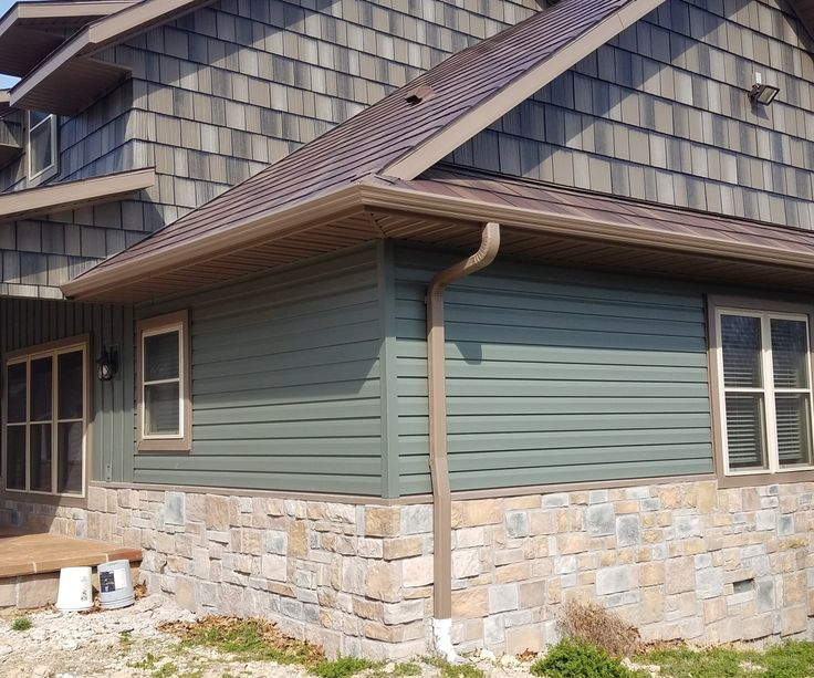 Best 23 Best For The Home Images On Pinterest Exterior Siding 400 x 300