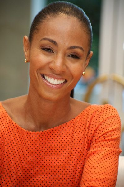 """Art should never be limited - the beauty of art is that it gives us the freedom to go places where we wouldn't go to in our normal lives. Inside, I'm just so many different people."" —Jada Pinkett-Smith"