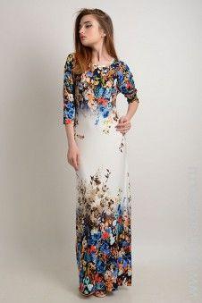 #autumn2015 #winter2015 #LinoRusso #dress #aw15 #aw1516 #платье #young #цветы #flowers