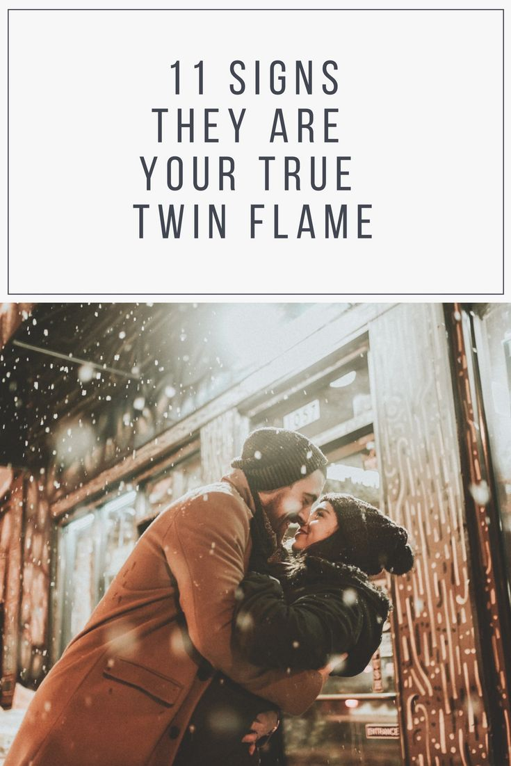 11 signs they are your true twin flame | Twin Flames