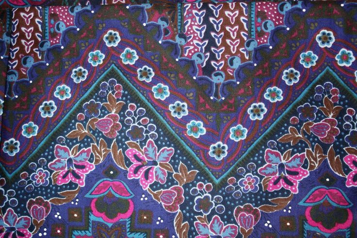 tissu indien sumatra tissus et motifs pinterest. Black Bedroom Furniture Sets. Home Design Ideas