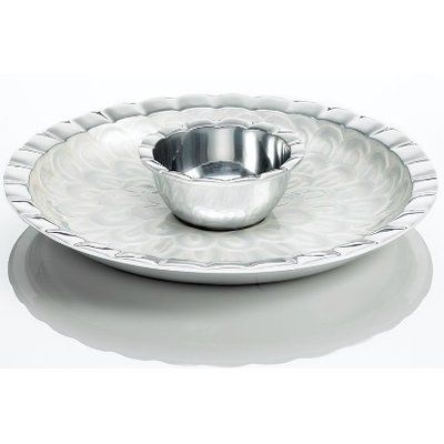Simplydesignz Fluted Chip and Dip Completer Set