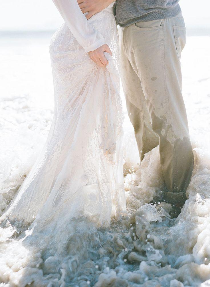 beach wedding in new jersey%0A Seaside Wedding  Beach Weddings  Elizabeth Messina  Couple Posing  Film  Photography  Wedding Photography  Wedding Styles  Wedding Photos   Engagement Session