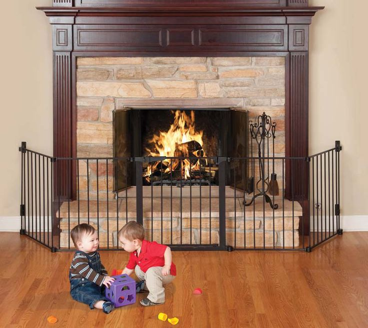 Amazing Baby Fireplace Gate Part - 13: Kidco Kidco Auto Close HearthGate Fireplace Safety Gate, Childproofing- Fireplace Safety, Kidco Auto Close HearthGate Fireplace Safety Gate, ...