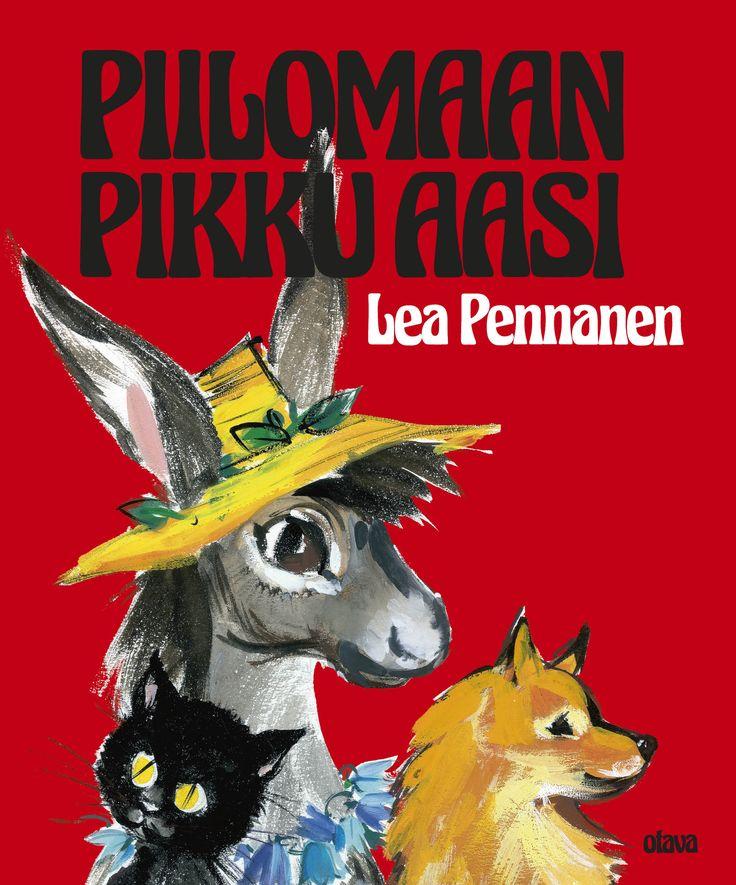 Title: Piilomaan pikku aasi | Author: Lea Pennanen | Illustrator: Maija Karma