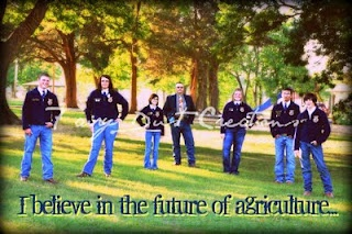 FFA Officer + Advisor picture ( but in proper official dress)