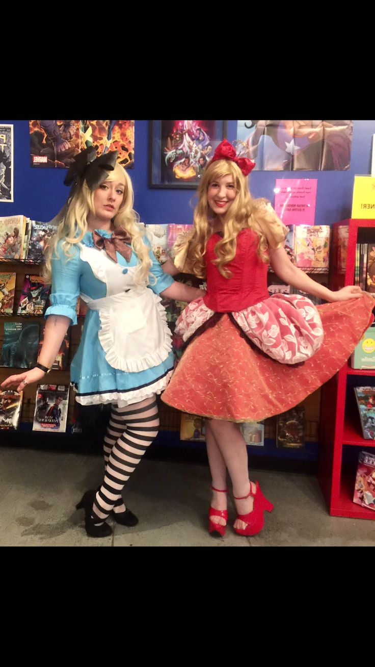Alice in Wonderland meet Ever After High - Apple White ...