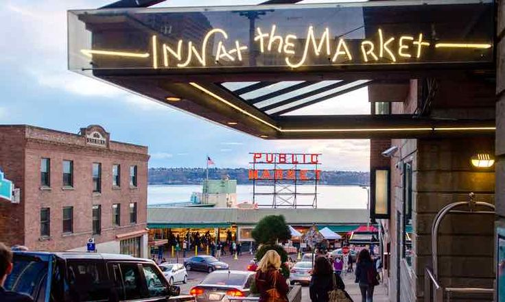 Best honeymoon hotel in downtown Seattle and close to Pike Place Market.