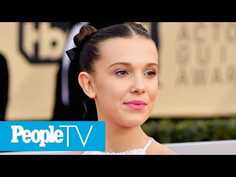 Millie Bobby Brown On Why Stranger Things Cast Can't Go Out Together: 'It's A Hot Mess!' | PeopleTV  #CelebrityInterviews  Lorene Porter My Hollywood News