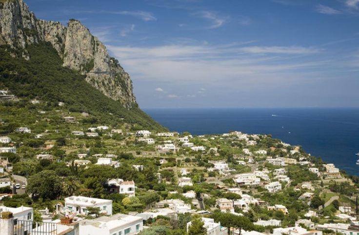 CapriItaly's isle of Capri has long been a popular seaside getaway for European travelers.
