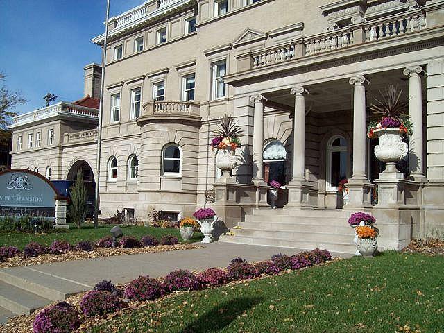 Semple Mansion The MansionMinneapolisWedding VenuesMinnesotaWedding