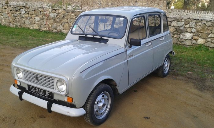 Renault R4 Savane - 1987
