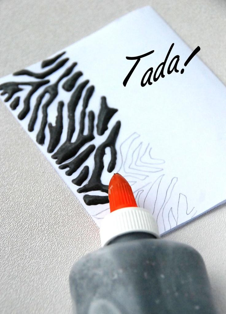 blah to TADA!: Animal Prints