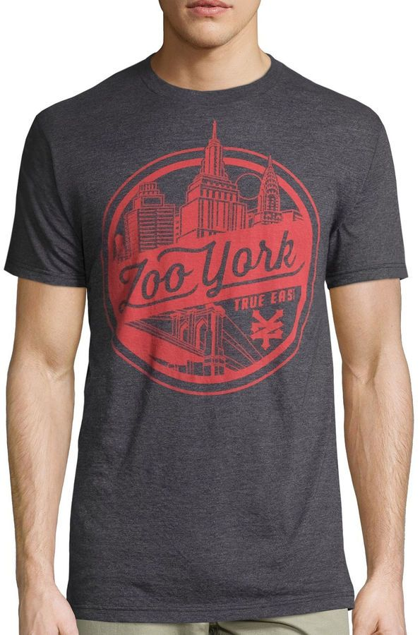 Zoo York Circa Short-Sleeve T-Shirt