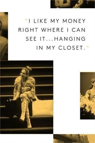http://glamandluxy.blogspot.gr/ What Carrie Bradshaw Taught Us - Luxury Life