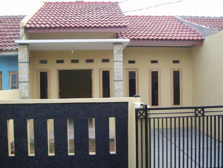 Rumah Minimalis Modern Type 70 - Rumah Minimalis