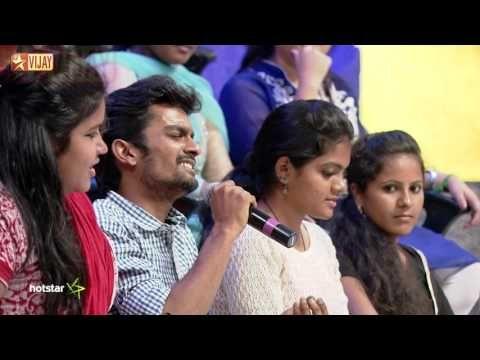 Cute moment from Neeya Naana - YouTube   youtube   In this
