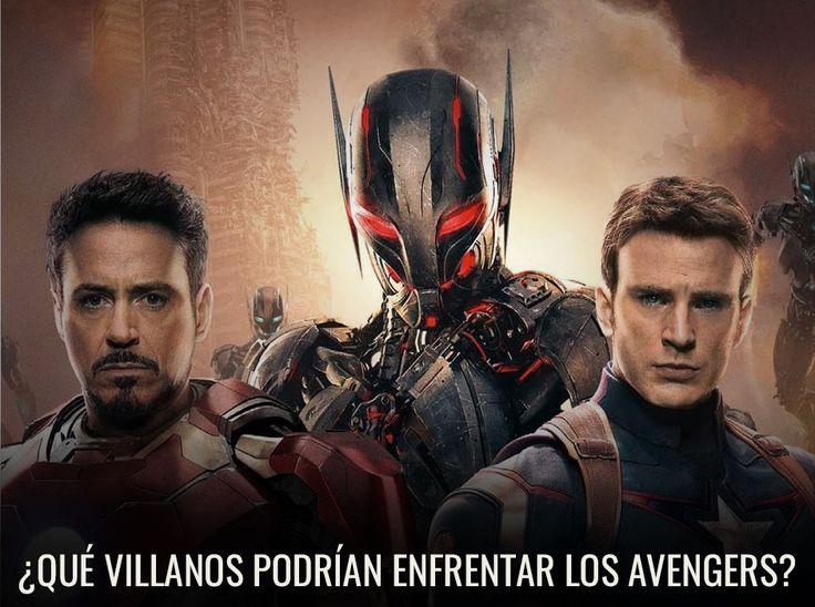 Si #Ultron no logra derrotar a los Avengers, ¿qué villano te gustaría ver en una próxima entrega? http://www.enter.co/especiales/videojuegos/hub/gameloft/luego-de-ultron-que-villanos-podrian-enfrentar-los-avengers/