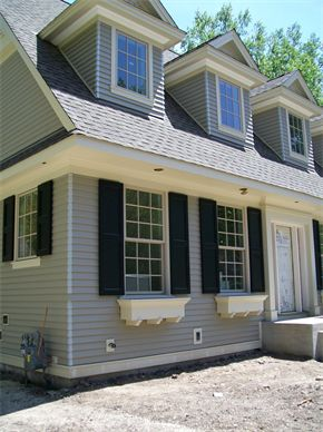 18 best james hardie 39 s cape cod style homes images on for Cape cod siding ideas