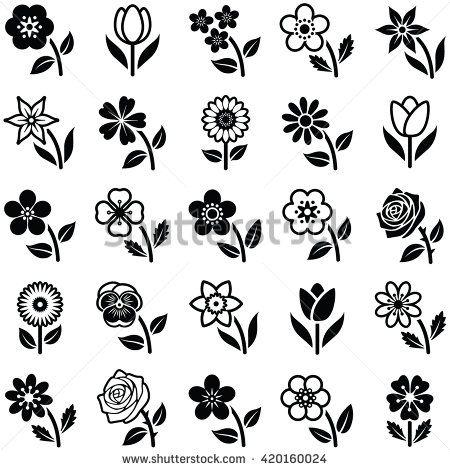 Best 25+ Vector Flowers ideas only on Pinterest | Flower ...