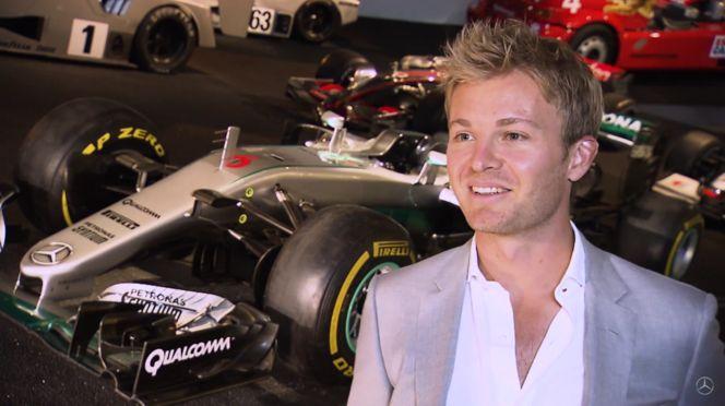 Mercedes AMG Petronas - The 2016 F1 World Champions Return Home! (VIDEO)
