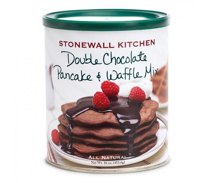 Stonewall Kitchen Double Chocolate Pancake & Waffle Mix 16