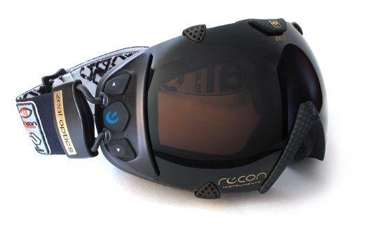 NASA estuda adaptação de óculos usados em esportes radicais para os astronautas…
