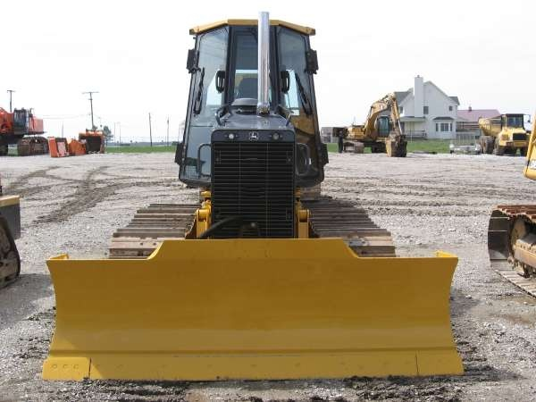 2005 dozers john deere #dozer used JOHN DEERE 650J - LGP Dozers Heavy Equipment For sale in IN