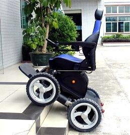 The Viking 4 X 4 All Terrain Power Wheelchair
