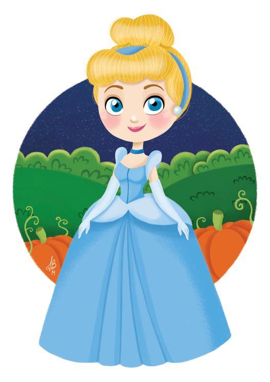 Cinderella by Inehime