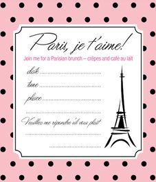29 best images about paris party on pinterest cupcake toppers cupcake toppers free and pink. Black Bedroom Furniture Sets. Home Design Ideas