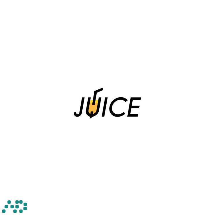 Konsep Logo Juice