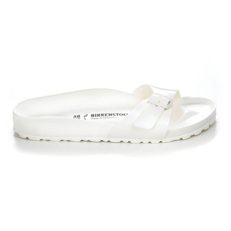 Birkenstock - Madrid White EVA Sandal