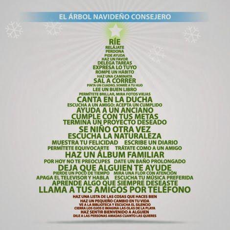árbol navideño consejero