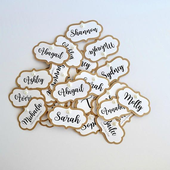 Sorority recruitment is coming and Lets Wear Dresses can help! Putting together the recruitment experience takes a lot of work, so let us help you with some details! We have made custom recruitment name tags for several chapters across the country, and love coming up with custom