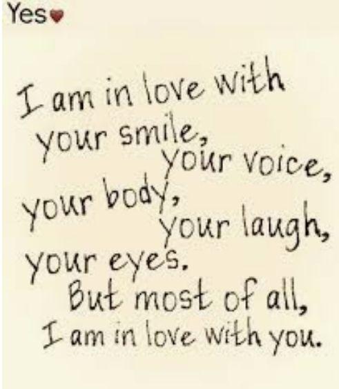 Ich fühle mich nicht komplett ohne dich. Du fehlst in jedem Moment. Heute wird es leider etwas stressig. Ich hoffe, dass es bei dir ruhiger ist. Du bist mein Herz.