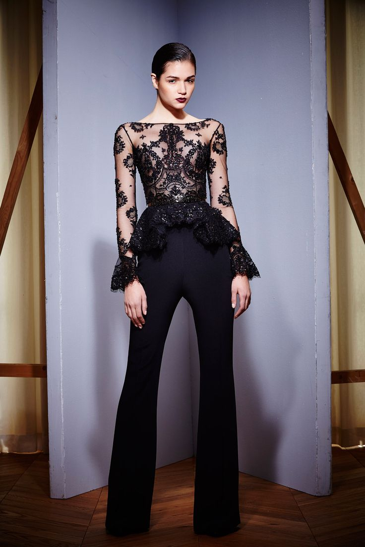 Zuhair Murad - Fall 2015 Ready-to-Wear - Look 13 of 40