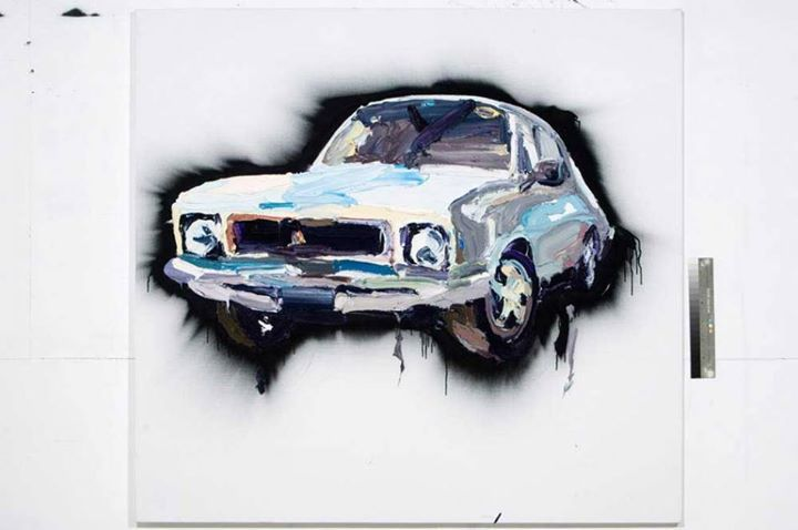 Summernats Official: Today BEN QUILTY is one of Australia's top contemporary artists, who just happens to love his cars. His paintings of th...