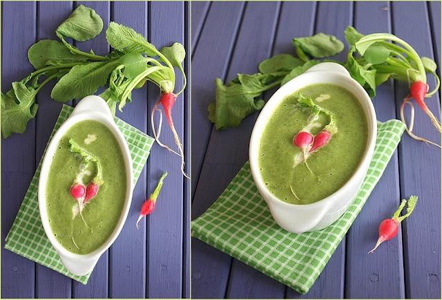 Radish Leaf Soup | Eat Eat Eat | Pinterest | Leaves, Soups and Blog
