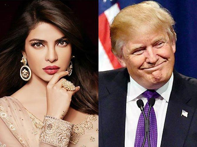 Priyanka on immigration ban