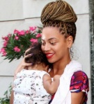 From WWMD Online –For the first time since her cowgirl hat and belly chain days, Beyonce's opted back to braids and has given that lace front fortune of hers a [...]