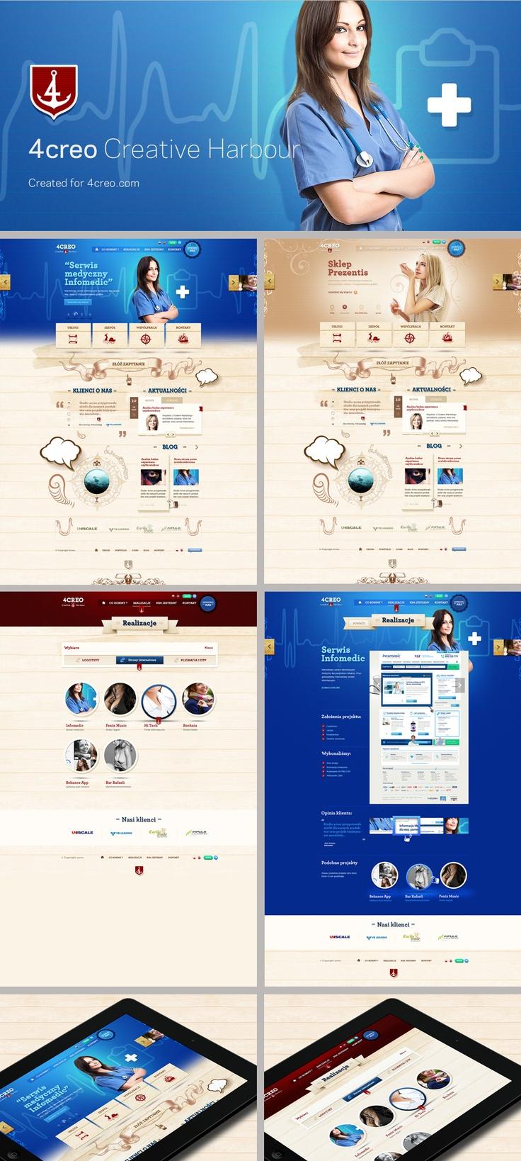 #webdesign #it #web #design #layout #userinterface #website #webdesign <<< repinned by an #advertising #agency from #Hamburg / #Germany - www.BlickeDeeler.de