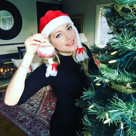 """124k Likes, 618 Comments - Katheryn Winnick (@katherynwinnick) on Instagram: """"Look what I found.. my very first Christmas ornament! Hope everyone had a wonderful day with your…"""""""