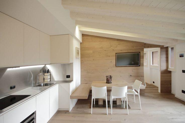 Progetti : Sala da pranzo moderna di luigi bello architetto